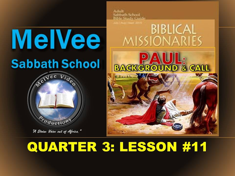 a discussion about apostle pauls background Background to paul's pastoral epistles we know that the book of acts concludes with the apostle paul under house arrest in rome  with this background,.