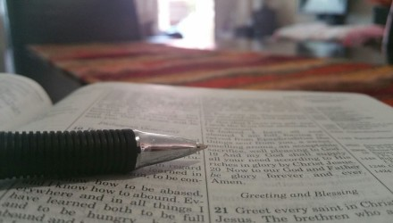 Give God The Pen